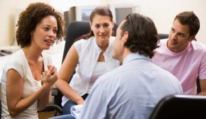 Consider whether you want group or individual counseling. Sometimes, a combination of the two is extremely beneficial.