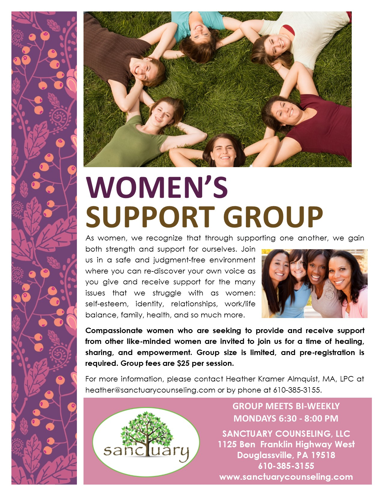 Womens Support Group 73