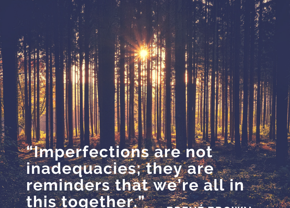 Imperfections Are Not Inadequacies