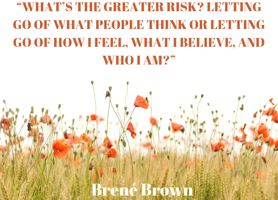 What's the Greater Risk?
