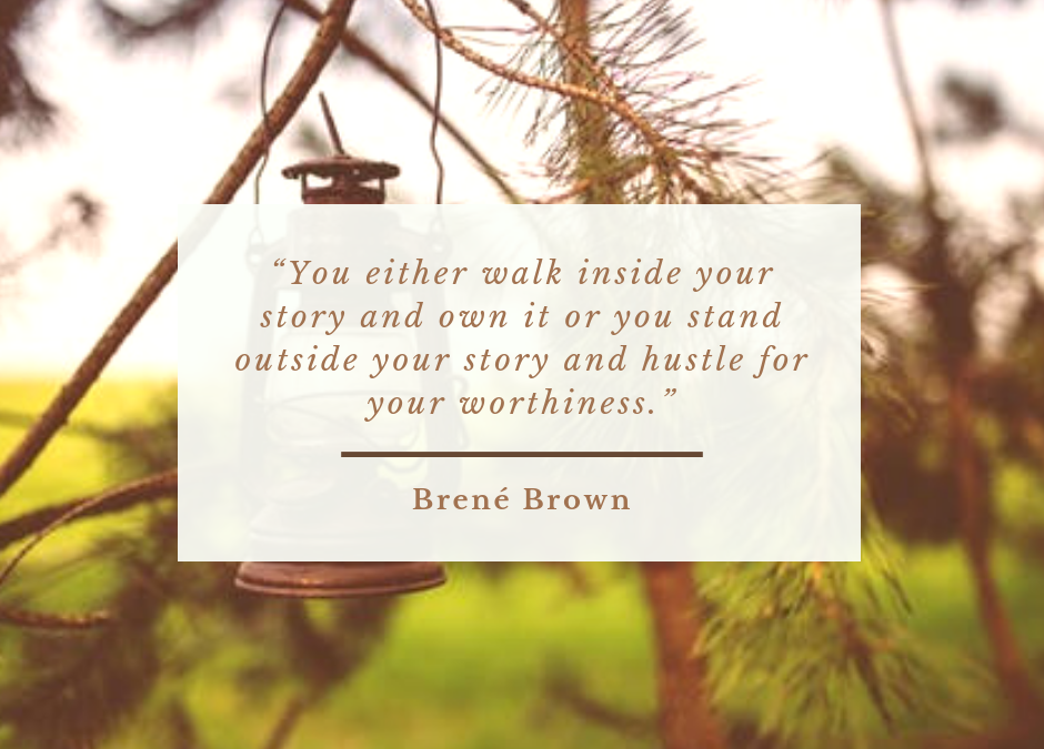 Walk Inside Your Own Story